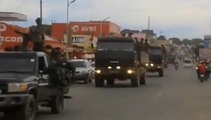 Des nouvelles unités commando des Fardc se déploient en Ituri (vidéo)