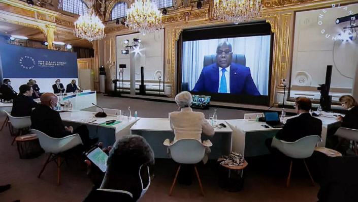 Félix Tshisekedi invité de Joe Biden au Sommet sur le climat de «dernière chance»