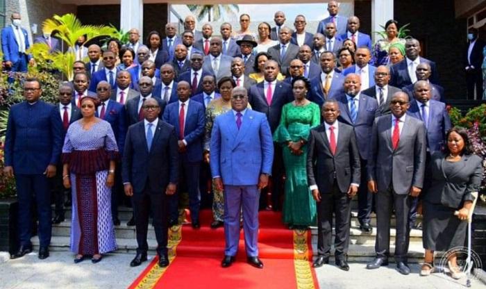 RDC : Le ton clairement donné au premier Conseil des ministres du Gouvernement