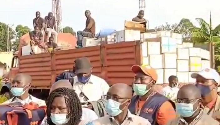 Eruption de Nyiragongo : Des agences onusiennes apportent de l'aide humanitaire (Vidéo)