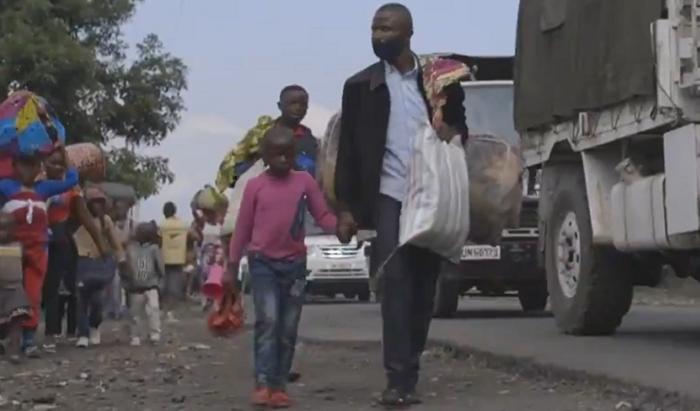 De Goma à Sake : Le témoignage poignant d'un déplacé (Vidéo)