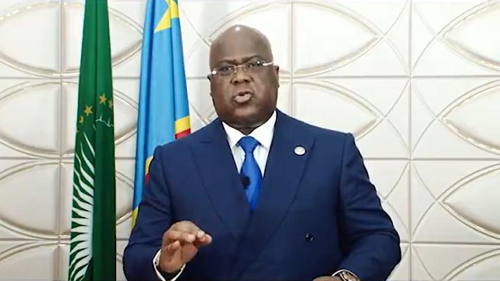Voici le discours du Président Tshisekedi proclamant l'état d'urgence dans le Nord-Kivu et l'Ituri (Vidéo)