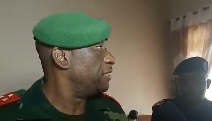 Etat de siège en Ituri : Le Gouverneur militaire Luboya Nkashama Johnny  prévient qu'il sera « sans état d'âme » (Vidéo)