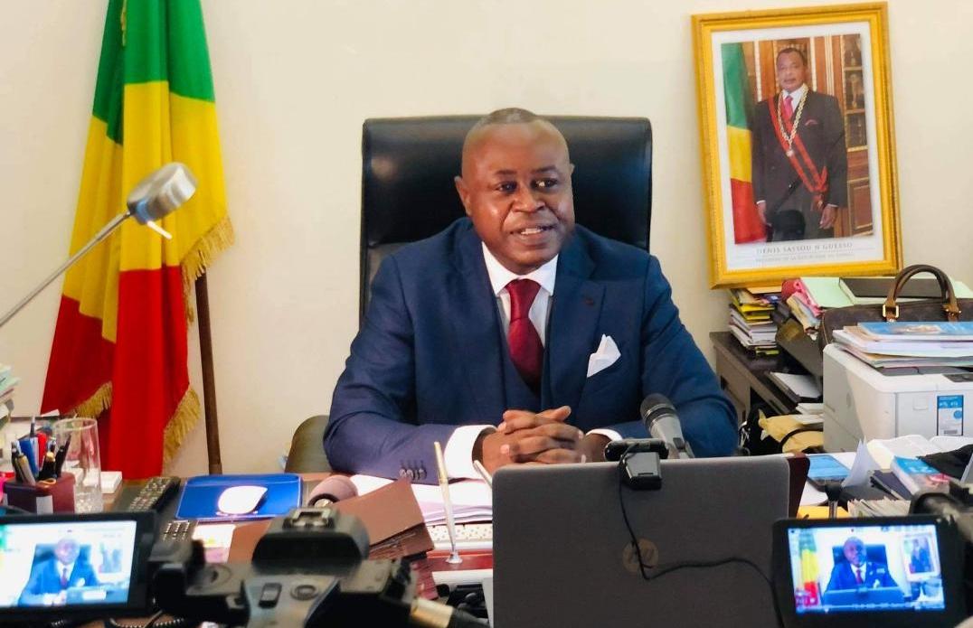 Numérique : Léon Juste Ibombo au perchoir du conseil des ministres de l'alliance Smart africa