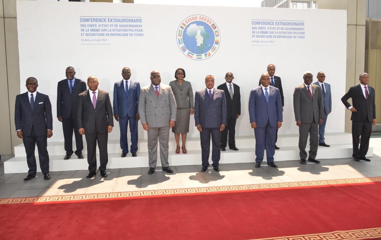 Sommet extraordinaire de la CEEAC : Cet appel de Brazzaville en direction du Tchad