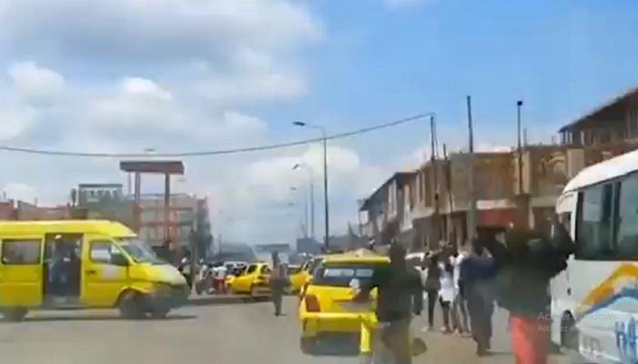 Kinshasa : La Police déployée pour imposer le respect des gestes barrières anti Covid-19 (Vidéo)