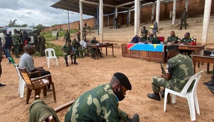 Maffia : La Société civile de l'Ituri salue l'arrestation des 3 officiers des Fardc