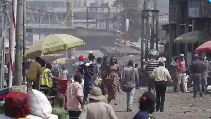 RDC-Rwanda : Comment se passe le trafic au niveau de la frontière ? (Vidéo)