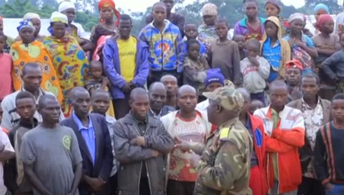 Etat de siège : 150 otages libérés par les FARDC