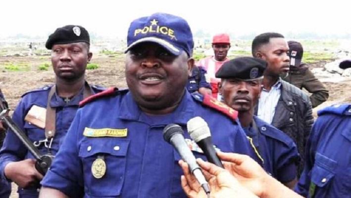 Sécurité : Ce que pense le Général Kasongo au sujet des policiers «malfaiteurs» (Vidéo)