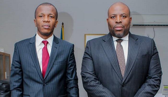 9èmes Jeux de la Francophonie « Kinshasa 2022 » : Echanges fructueux entre Yves Bunkulu et Didier Tshiyoyo