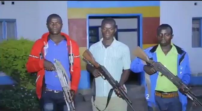 Etat de siège : Des Adf rwandais et congolais se rendent aux Fardc en Ituri (Vidéo)