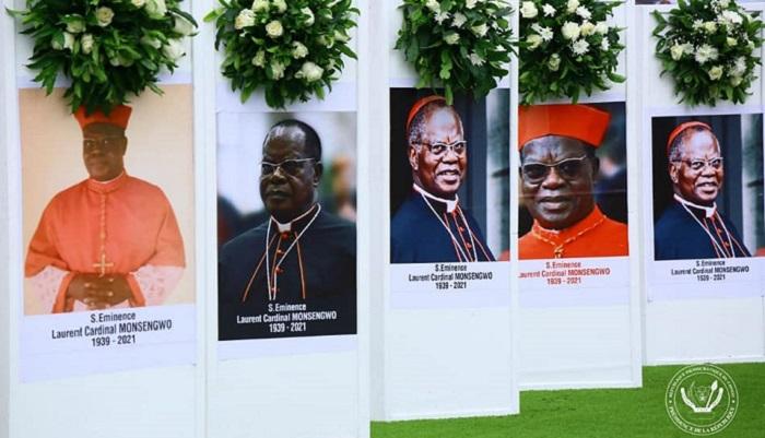 Monsengwo, Etsou et Malula partagent désormais la crypte de la Cathédrale Notre dame du Congo