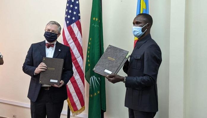 Coopération : 1,6 milliards USD d'aide au développement des Etats-Unis à la RDC