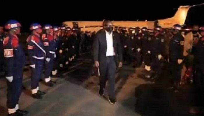 Sécurité : Sama Lukonde dans la fournaise de l'Ituri (Vidéo)