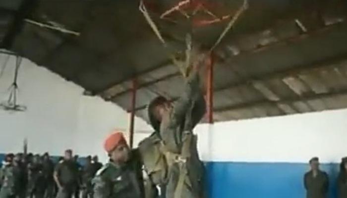 Sécurité : Démonstrations terrestres des nouveaux para-commandos des Fardc