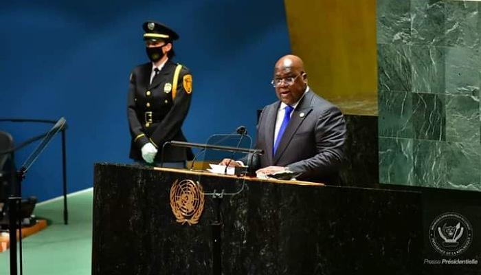 Ce qu'a été le 3ème oral de Félix Tshisekedi aux Nations-Unies (Vidéo)